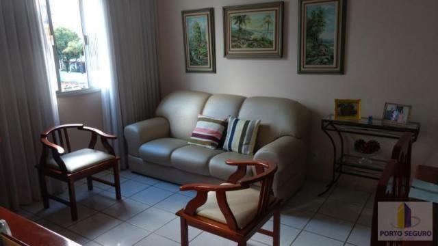 Apartamento para venda em vitória, jardim camburi, 3 dormitórios, 2 banheiros, 1 vaga
