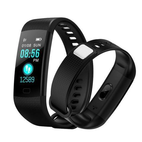f2516d37c27 Relógio Inteligente Pulseira Smart Usb Melhor Que Mi Band Y5 ...