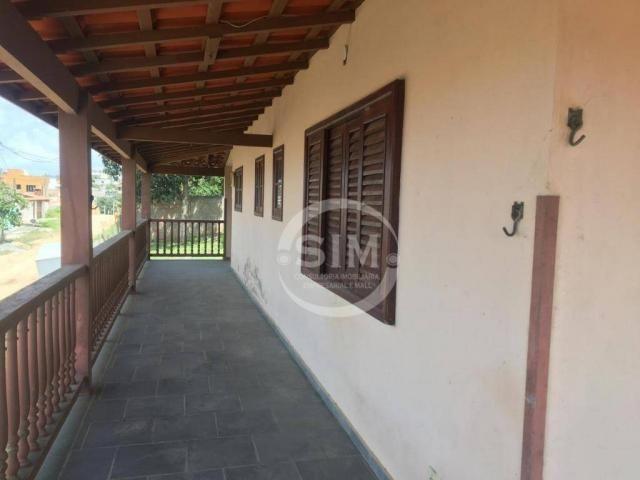 Casa com 5 dormitórios à venda, 350 m² por r$ 390.000 - vinhateiro - são pedro da aldeia/r - Foto 3