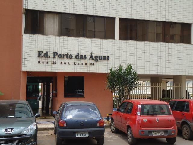 Kitnete Águas claras, Porto das Águas, Rua 20 Sul, R$650,00+ condomínio - Foto 3