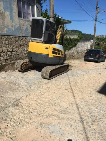 Mini escavadeira 5 ton - Foto 2