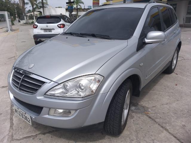 Kyron 20.0 4x4 Diesel completa - Motor Mercedes - nova
