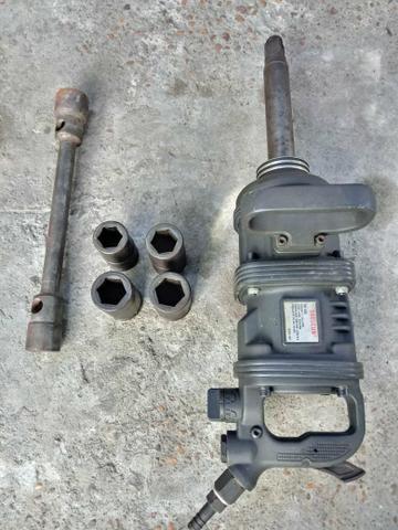 Pneumática de 1polegada para veículos pesados - Foto 2