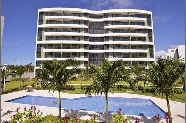 Apartamento á venda com padrão reserva do paiva 3 quartos 113m² terraço laguna - Foto 3
