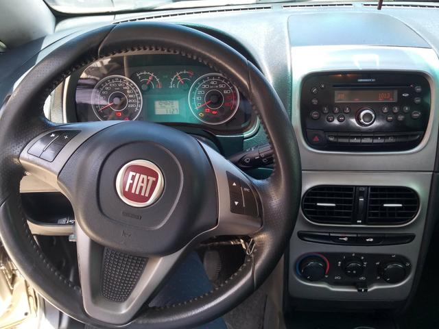 Fiat Idea 2015 1.4 Flex GNV - Foto 7