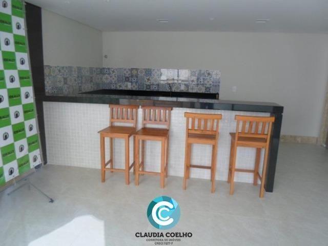Lindíssimo apartamento, com área de lazer, em Guarapari na praia do morro! - Foto 5