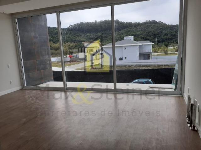 Ingleses/ Escriturada, Linda Casa de Alto Padrão em Condomínio, 03 Suítes! Floripa-SC - Foto 16