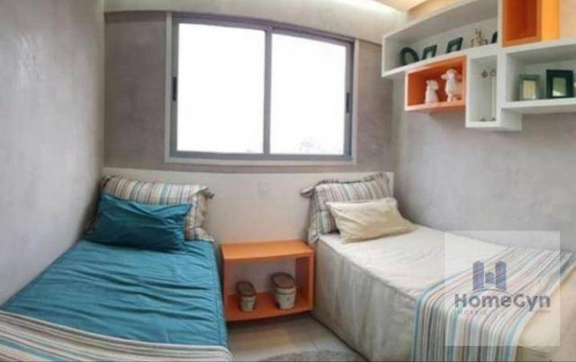 Apartamento 2 quartos no porcelanato parque amazônia/vila rosa goiânia - go - Foto 4