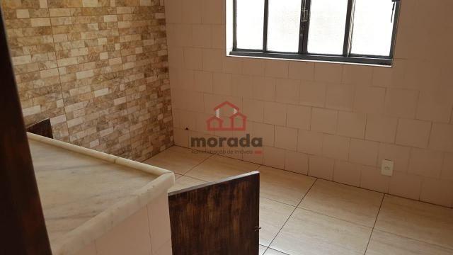 Casa para aluguel, 2 quartos, 2 vagas, centro - itauna/mg - Foto 9