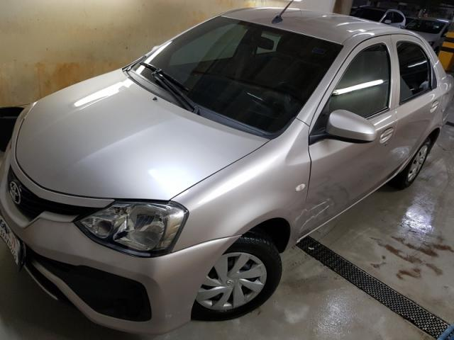 TOYOTA ETIOS 1.3 X 16V FLEX 4P MANUAL. - Foto 2