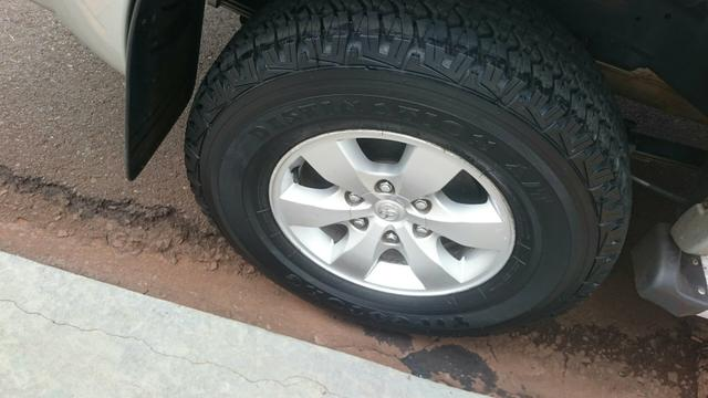Vendo Toyota Hilux ano 2012 - Foto 3