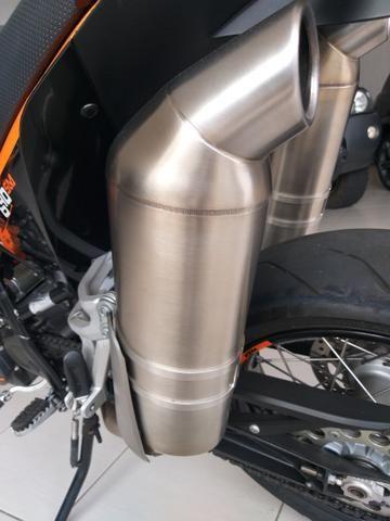 Relíquia moto ktm 690= a 0km - Foto 8