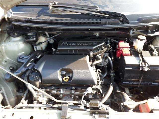 Toyota Etios 1.5 xs sedan 16v flex 4p manual - Foto 10