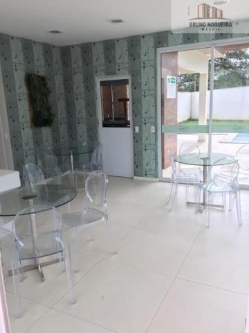Casas duplex em condominio no eusebio com 3 quartos e lazer - Foto 14