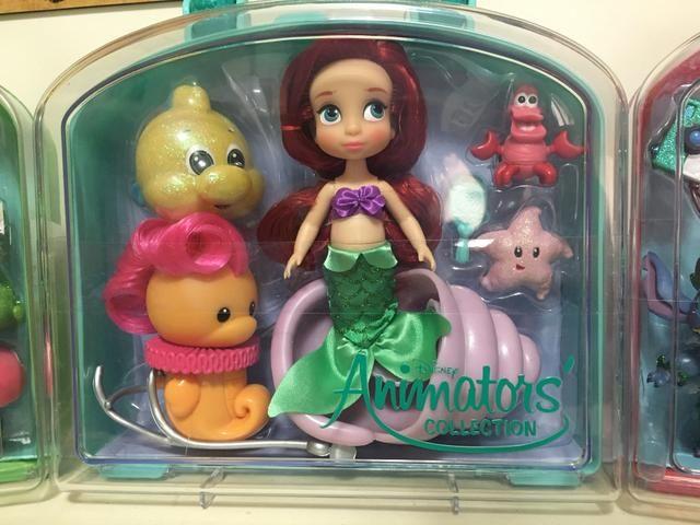 Maleta Disney Princesas Ariel Aminators