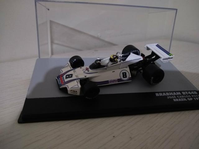 Miniatura colecionador F1 ORIGINAL