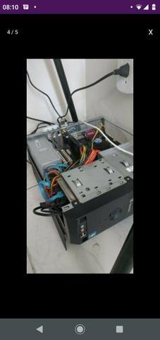 Computador gamer i3 3220 8gb ram gt 1030 2gb ddr5