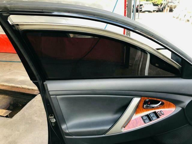 Oferta!!!Toyota Camry V6 2011 blindado N3A Pneus novos! - Foto 11
