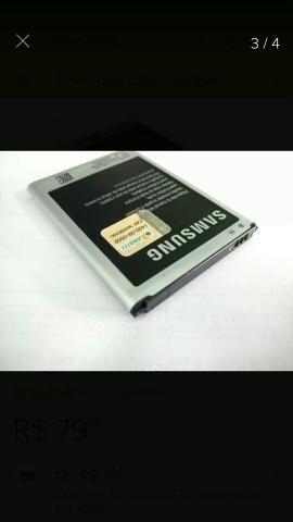 3 bateria note 2 n 7100