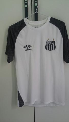 Camisa de treino umbro santos fc - Esportes e ginástica - Vila ... 608df7edd71b6