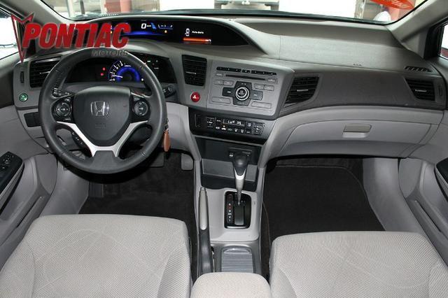 Honda Civic LXS 1.8 AUT 2014 - Foto 10