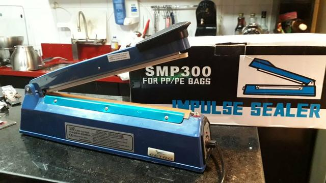 Seladora impulse sealer smp 300