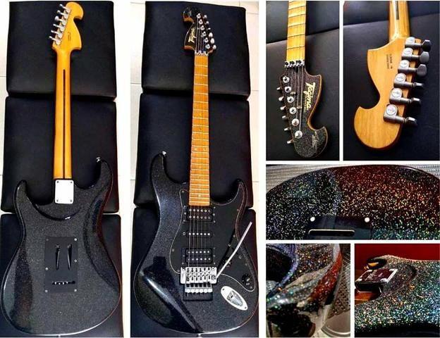 Guitarra Tagima E2 Edu Ardanuy Signature Rara