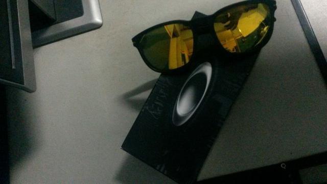 Óculos Oakley Enduro Iridium Shaun White - Bijouterias, relógios e ... 3af6fac957