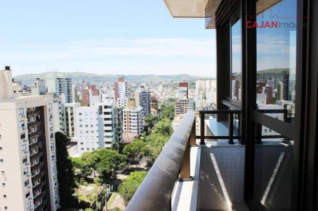 Apartamentos de 2 suítes com 2 vagas de garagem no bairro petrópolis - Foto 12