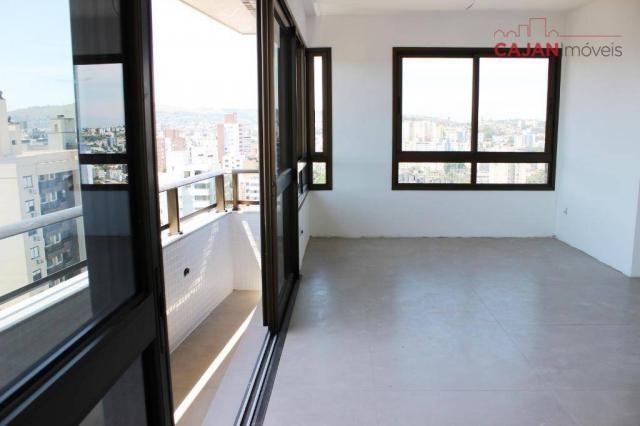 Apartamentos de 2 suítes com 2 vagas de garagem no bairro petrópolis - Foto 9