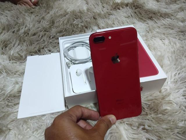 Iphone 8 plus 64 gb red