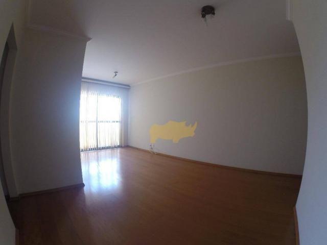 Apartamento residencial para locação, Centro, Rio Claro. - Foto 2