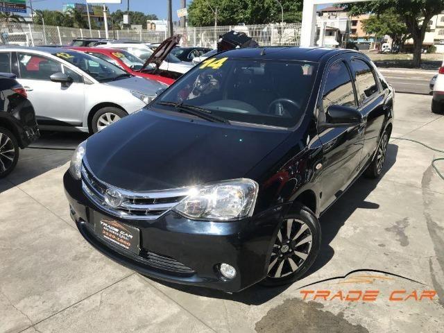 Toyota Etios Plantium 1.5 completo !!! 14/14
