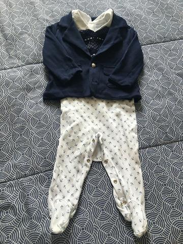 Conjunto roupa de bebê menino Ralph Lauren tamanho 6 meses - Artigos ... f0446514faa