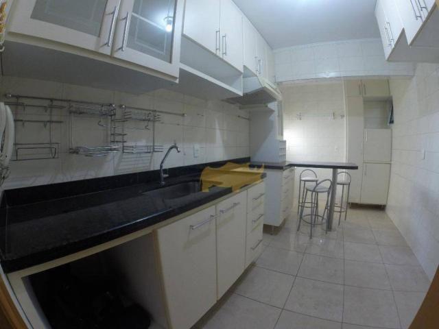 Apartamento residencial para locação, Centro, Rio Claro. - Foto 10