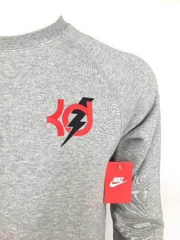 012 Agasalho Moletom Nba Nike Kevin Durant Original Kd Basquete Importado Raridade - Tam P