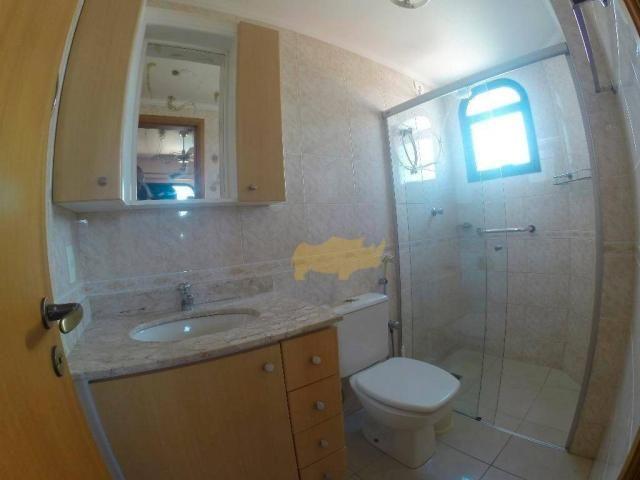 Apartamento residencial para locação, Centro, Rio Claro. - Foto 12