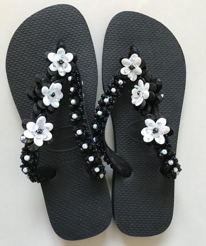 4de030915 Chinelos bordados - Roupas e calçados - Zona 7, Maringá 620343774   OLX