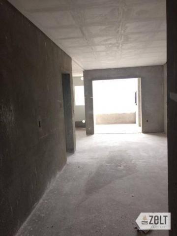 Apartamento com 3 dormitórios à venda, 91 m² por r$ 300.000 - sol - indaial/sc - Foto 4