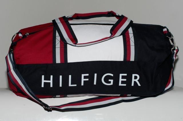 e176cd220e86 Tommy Hilfiger - Mala Bolsa Big Duffle - 100% Original e Nova ...
