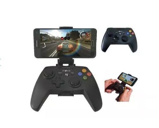 Controle Sem Fio Bluetooth Inova Alça De Jogo p Android/ios/pc Zerado