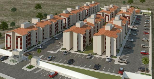Bellecôte Residence, apartamento com entrada facilitada ao lado do mix mateus maiobão - Foto 2
