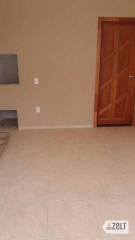 Sobrado à venda, 92 m² por R$ 259.000,00 - Itacolomi - Balneário Piçarras/SC - Foto 4