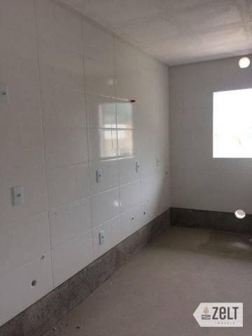 Apartamento com 3 dormitórios à venda, 91 m² por r$ 300.000 - sol - indaial/sc - Foto 18