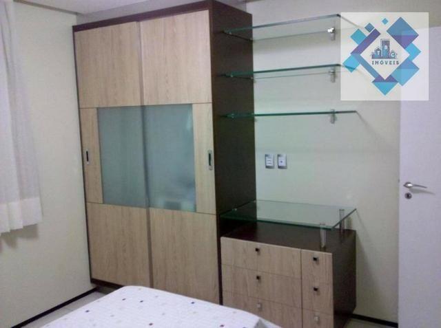 Condomínio Heaven 111m 3 dormitórios Aldeota - Foto 12