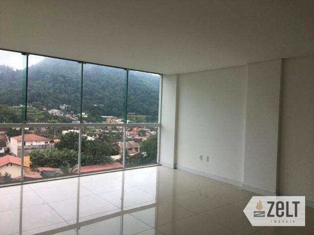Apartamento com 3 dormitórios à venda, 179 m² por R$ 748.100,00 - Nações - Indaial/SC