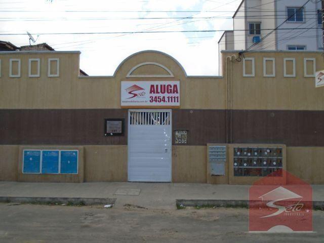 Casa residencial em cond. p/ locação no carlito pamplona por r$520,00.
