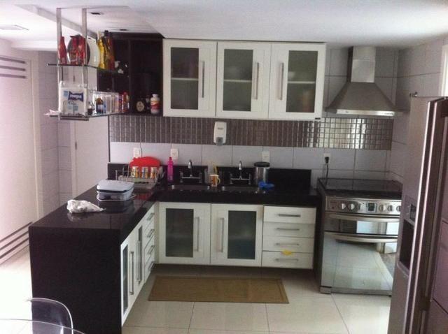 CO0004 Cobertura Edifício Vila Fiori, apartamento com 5 quartos, 4 vagas, Guararapes - Foto 14
