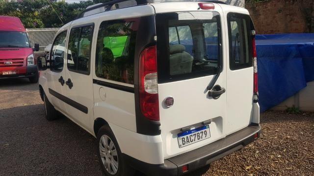 Fiat Doblo 2016 1.4 Attractive 7 Lugares Completa Ar Condicionado - Foto 5