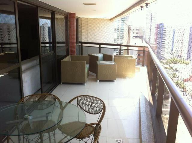 CO0004 Cobertura Edifício Vila Fiori, apartamento com 5 quartos, 4 vagas, Guararapes - Foto 16